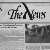 The News Cover 1985
