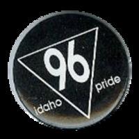 1996 Boise Pride Button