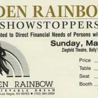Golden Rainbow, 1990