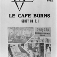 Le Cafe Fire Coverage