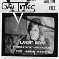 Lamont Downs, 1979