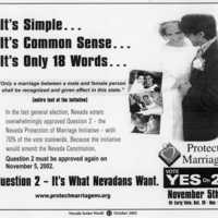 Pro-Question 2 Ad, 2002