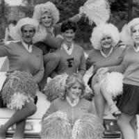 Armorettes, circa 1983