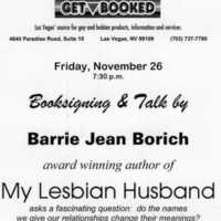 Barrie Jean Borich