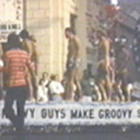Groovy Guy Parade Float 1970