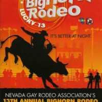 Las Vegas Big Horn Rodeo, 2009