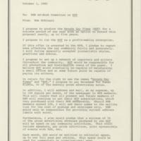 Schlegel Proposal 1