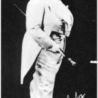 Gladys Bentley in White Tux