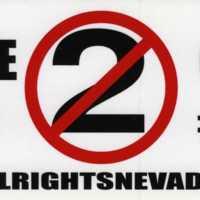 Vote No on 2 Bumper Sticker