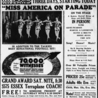 1932-10-13 Gene Pearson %22Miss 1932-10-13 America%22 Newark Advocate and American Tribune (Newark, Ohio), October 13, 1932, 8..jpeg
