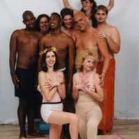 Cast of The Most Fabulous Story Ever Told