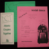 Atlanta Couples Together 1986 AARL