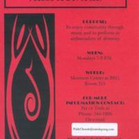 Boise Pride Chorale 2002