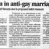 Las Vegas Business Press, 2000
