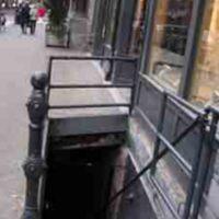 South End Steam Baths Entrance