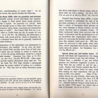 RVPM Kuromiya Inside page of Reno v. ACLU booklet