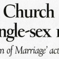Mormon Church Backs Bill