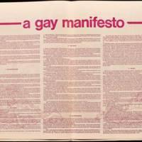 RVPM Wittman Seed Gay Manifesto