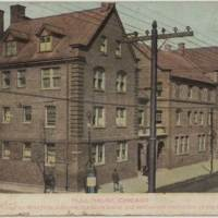 RVPM Hull House postcard