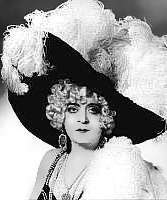 Francis Renault as Lillian Russell
