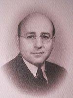 Leo Adams ca. 1940